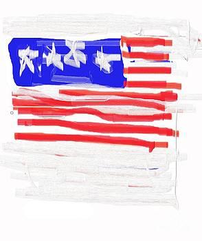 Flag by Jay Manne-Crusoe