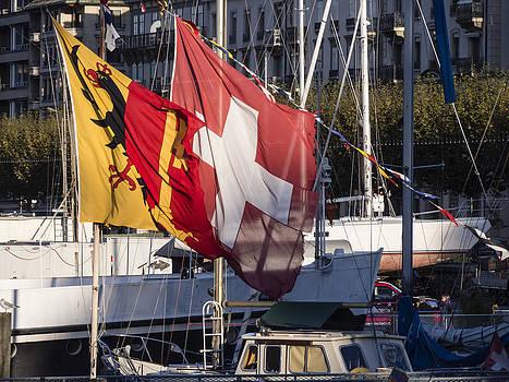 Muhie Kanawati - Flags