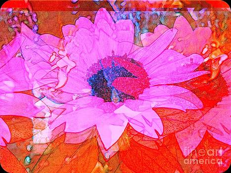 Flamboyant Flower by Michelle Stradford