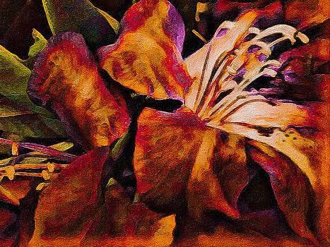 Susan Maxwell Schmidt - Flame Flowers
