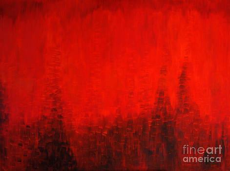 Flameland by Saeri Fae