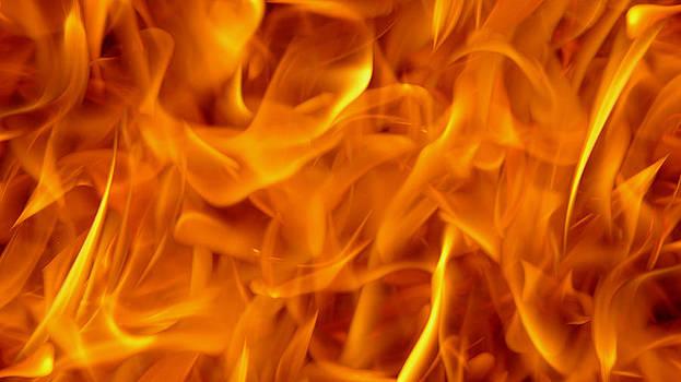 Flame Scape Series 2 by Joseph Desmond