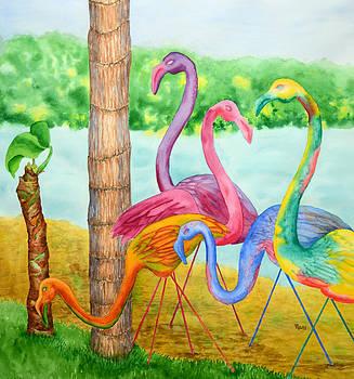 Rhonda Leonard - Flamingo Dingos