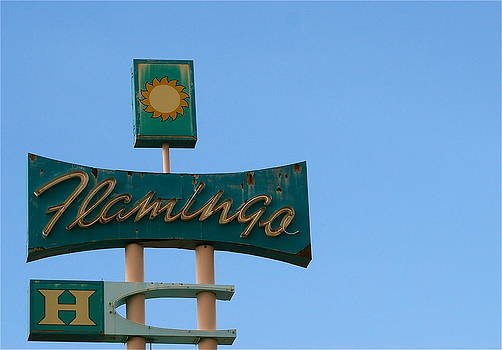 Flamingo Motel by Louise Morgan