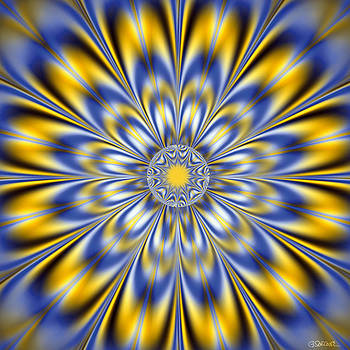 Flashing Star by Gianni Sarcone