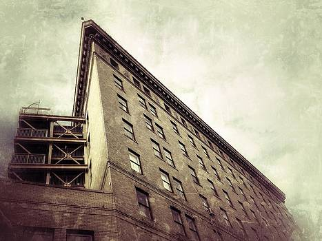 Flat Iron/Wall St.  by Mark Block