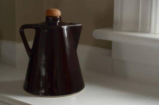 Fleamarket pot by Dave Leo