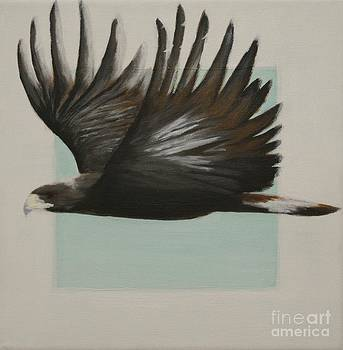 Flight by Lisbet Damgaard