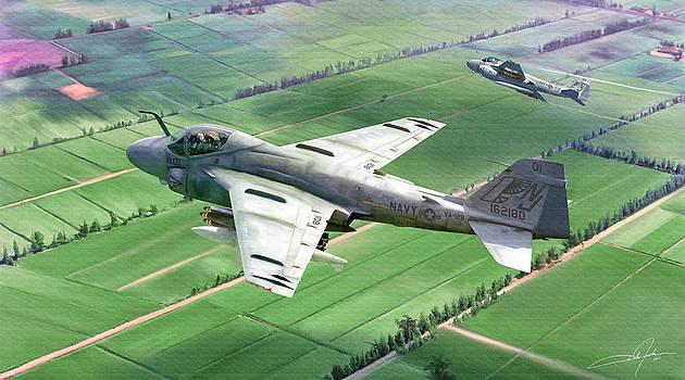 Dale Jackson - Flight of the Intruders
