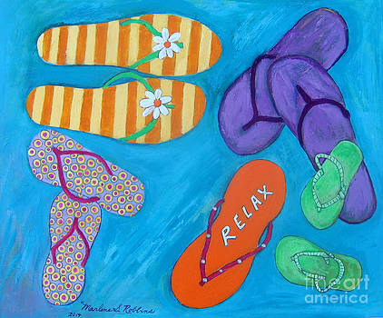 Flip Flops by Marlene Robbins