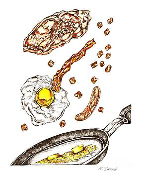 Flippin' Breakfast by Karen Sirard