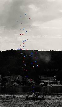 Float On  by Empty Bee Artwork  And Photography