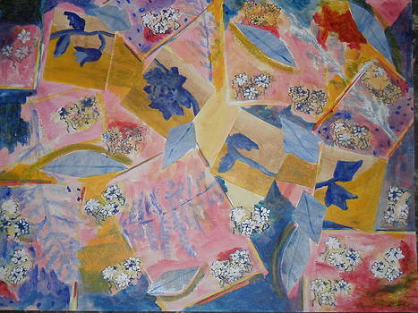 Floral Patch by Rozenia Cunningham