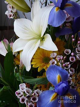 Floral Rhapsody by Avis  Noelle