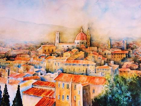 Florence by Dagmar Helbig