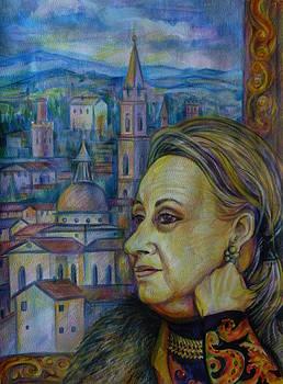 Anna  Duyunova - Florentine Mood. Part One