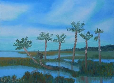Florida Everglades I by Dorothy Merritt