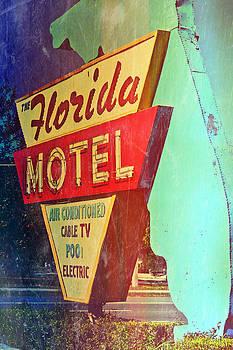 Florida Motel  by Heart On Sleeve ART