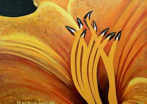 Flower - 4 by Anthony Masterjoseph
