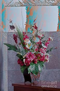 Liane Wright - Flower Arrangement