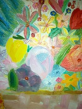Flower Bunch by Deepika Lakhani
