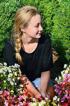 Flower Child by Susan Leggett