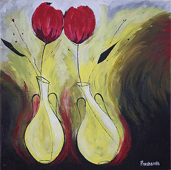 Flower Duet by Prashanth Bala Ramachandra