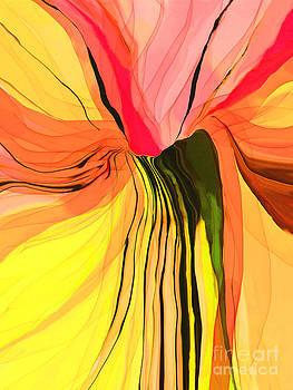 Flower fantasy by Hilda Lechuga