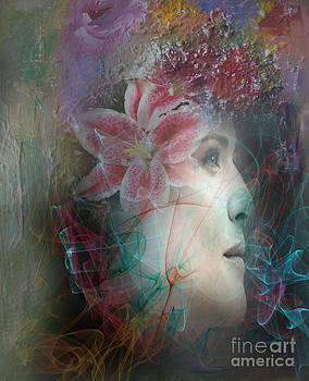 Flower Girl by   Cid
