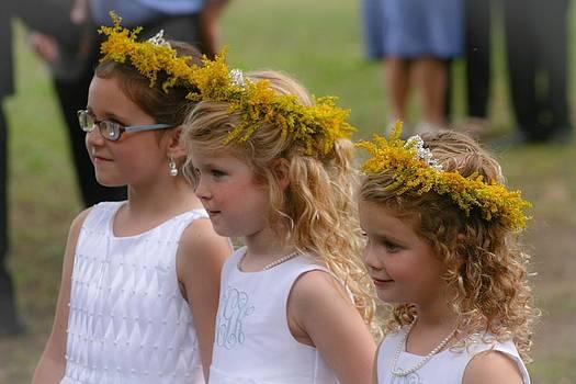 Flower Girls by Brad Fuller