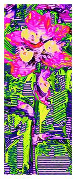Flower Line Sketch by Ck Gandhi
