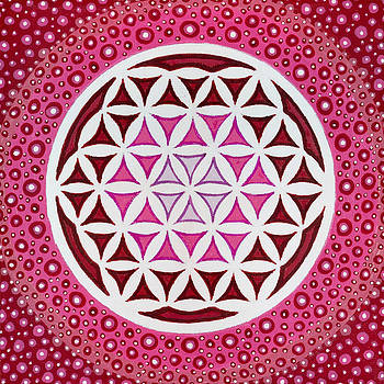 Flower of Life by Christopher Sheehan