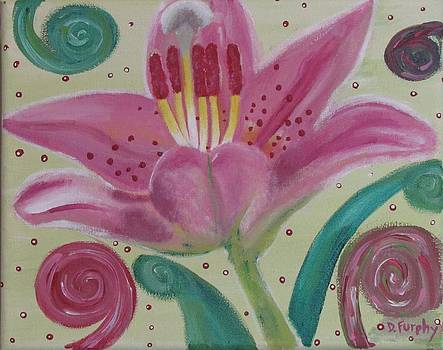 Flower of Love by Dianne Furphy