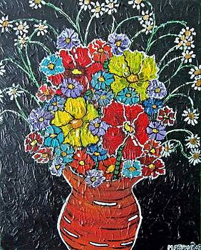 Flower Power by Matthew  James