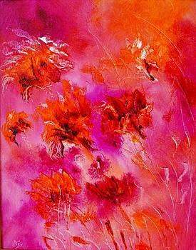 Flowers 11 by Larry Ney  II