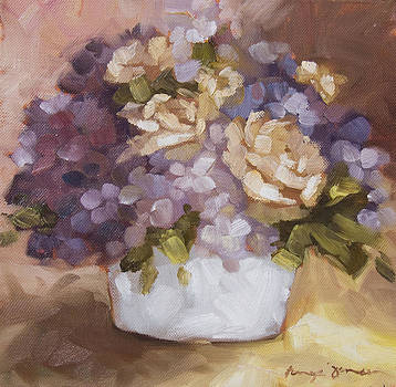 Flowers 2 by Tanya Jansen