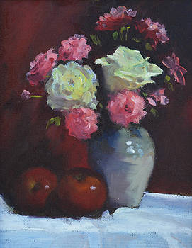 Flowers and Fruit  by Rich Alexander