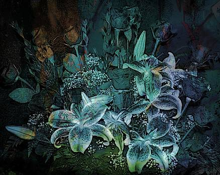 Flowers by Athala Carole Bruckner