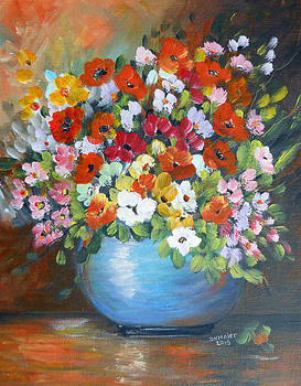 Flowers For A Friend by Dorothy Maier
