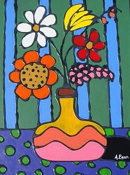 Flowers for Jenn by Annette Egan
