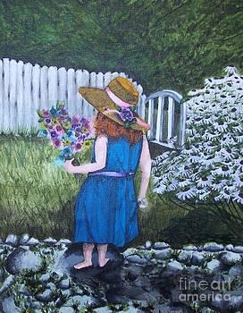 Flowers for Mom by Kaila Hernandez