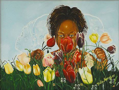 Flowers for You Mama by Belle Massey