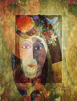 Flowers In Her Hair by Arline Wagner
