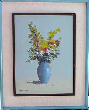 Flowers by Leon Belauzaran