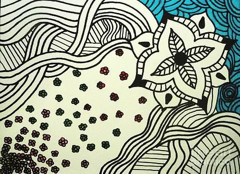 Flowers by Mariana Vianna