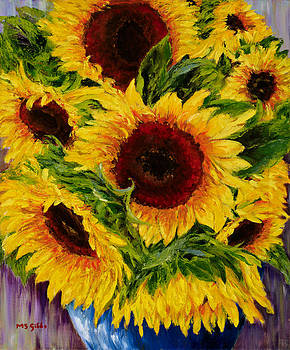 Flowers of the Sun by Maria Gibbs