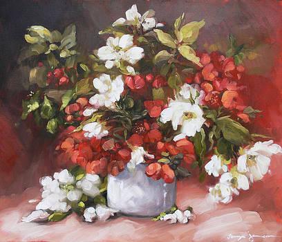 Flowers by Tanya Jansen