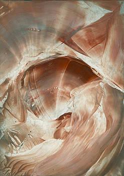 Flowing on tomorrow's wings  by Cristina Handrabur