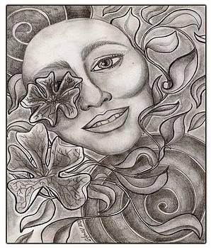 Flowing Phaze by Amanda  Ferrell-Hale