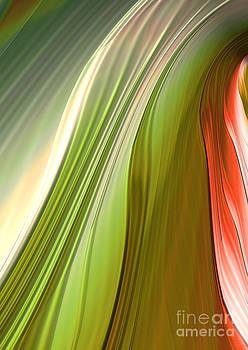 Flows Down Like Water by Barbara Milton